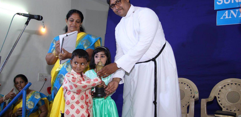 St George Church, Perambur Chennai