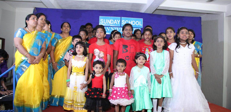 Sunday School Activities