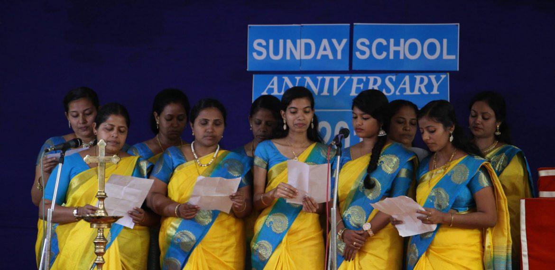Sunday School Prayer
